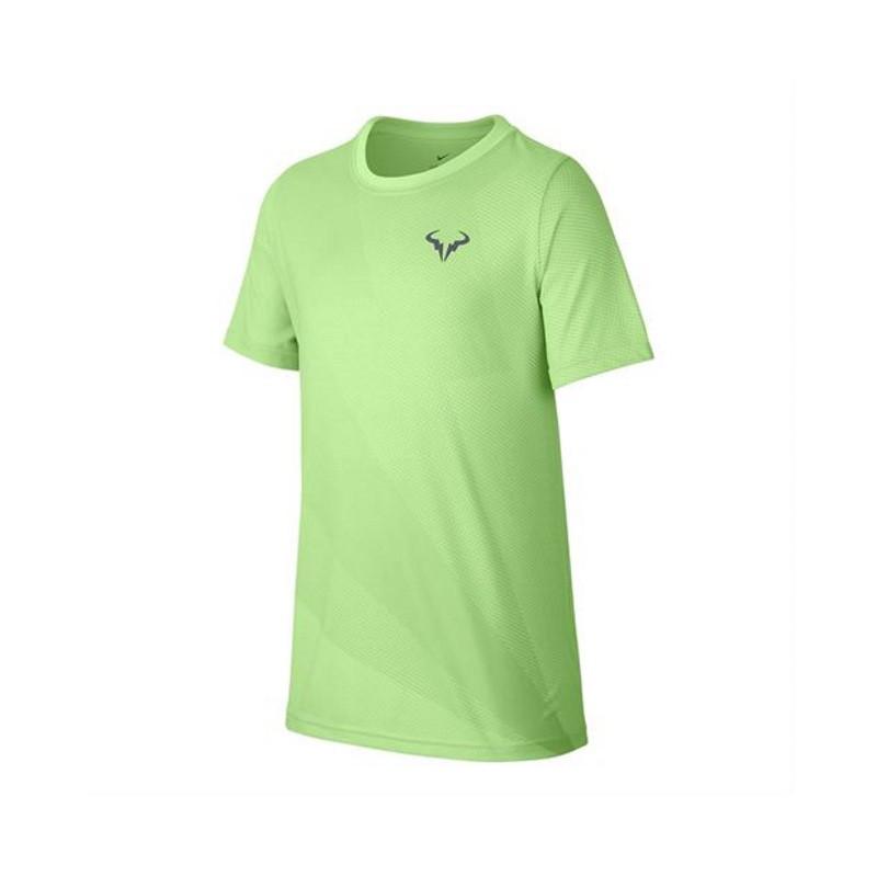 Boys Nike Rafa GX T-Shirt AR2384-716 IN