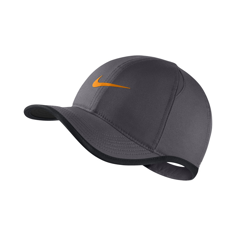 Kids Nike Aerobill Featherlight Cap Grey
