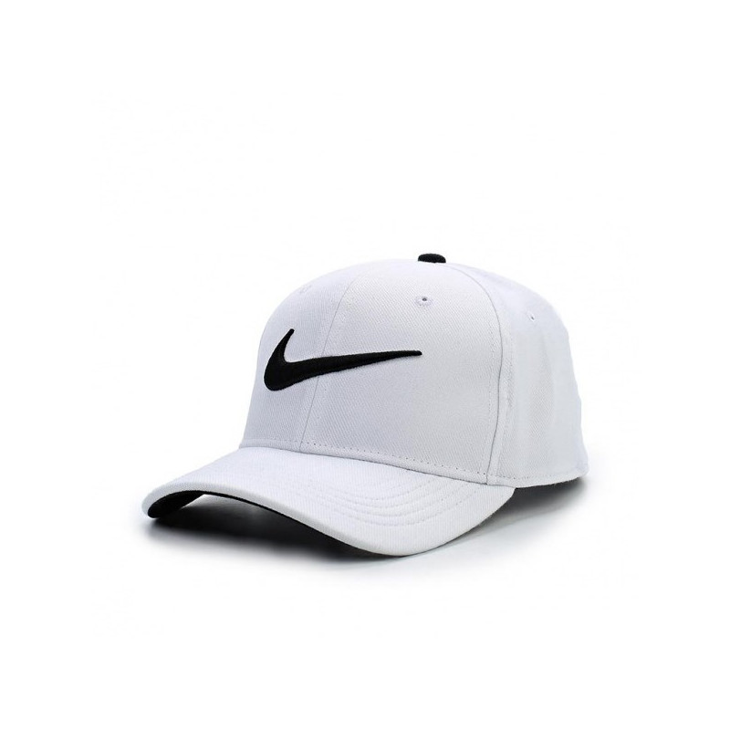 Kids Nike Aerobill Classic Training Cap White