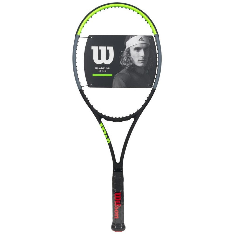 Wilson Blade 98 V7.0 16X19 Tennis Racket