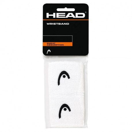 Head Wristband 2.5 '' WH
