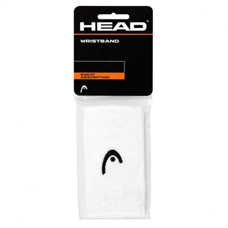 Head Wristband  5 '' WH