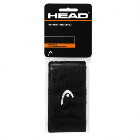 Head Wristband  5 '' BLK