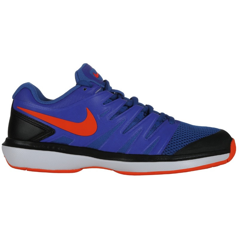 Mens Nike Air Zoom Prestige Tennis Shoe BLU