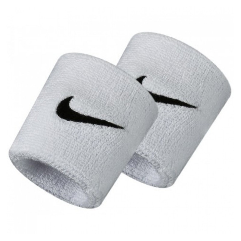Nike Wristband Small White