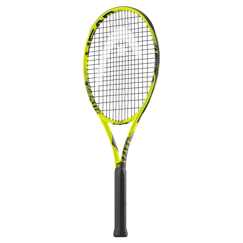 Head Spark Pro Yellow Tennis Racket