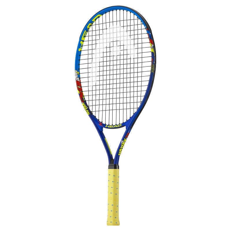 Head Novak 25 Jr Tennis Racket 233308