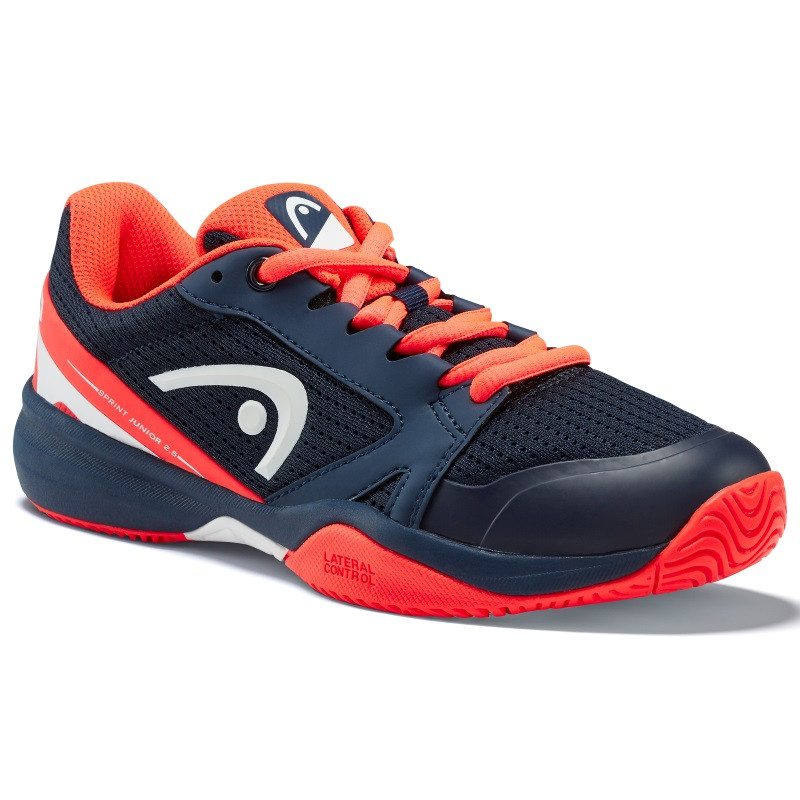 Head Sprint 2.5 Junior Tennis Shoe BLU RED