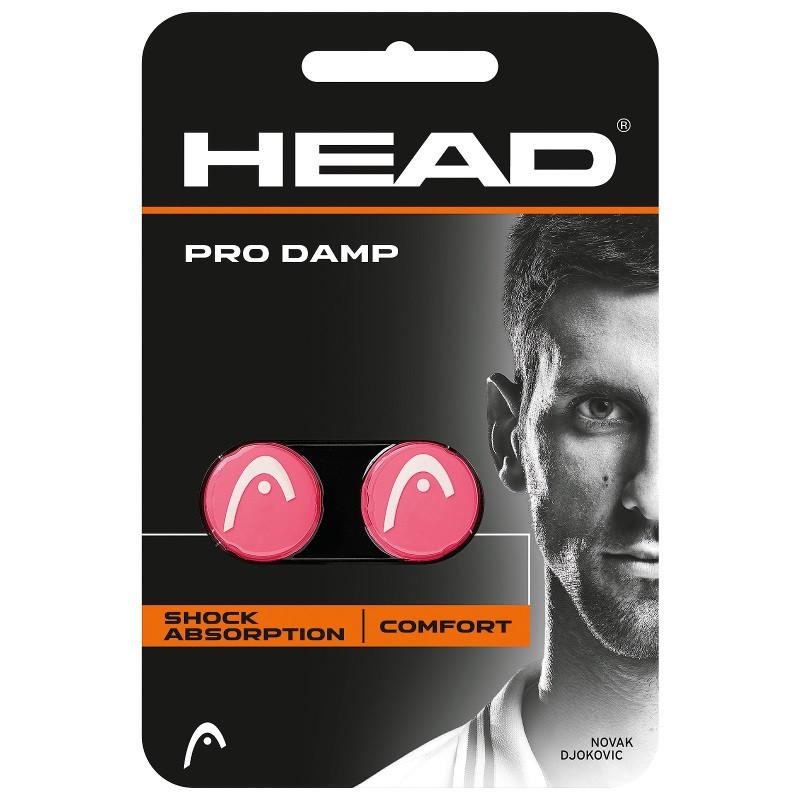 Head Pro Damp PINK Vibration Dampener