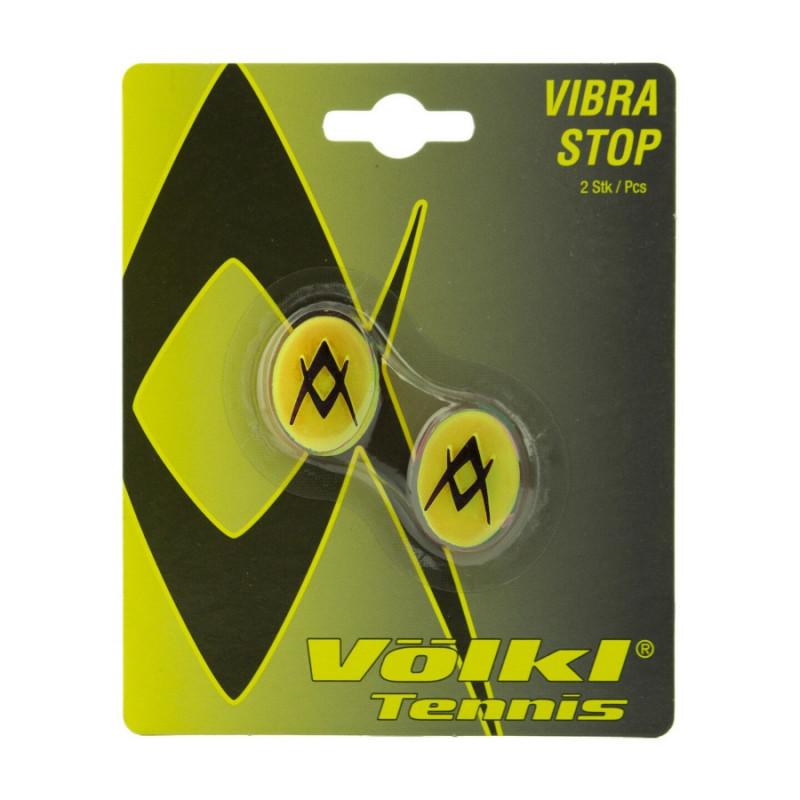 Volk Vibra Stop YEL BLK Vibration Dampener