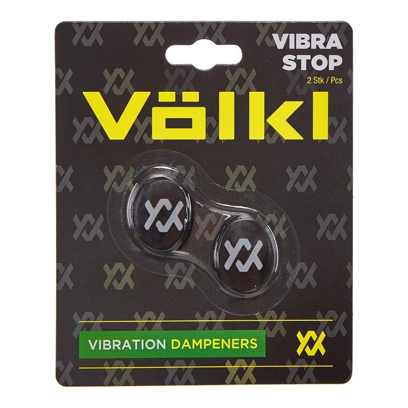 Volkl Vibra Stop BLK Vibration Dampener