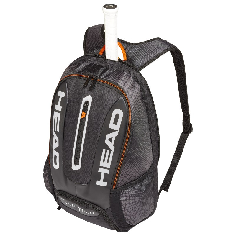 Head Tour Team Backpack Black Silver