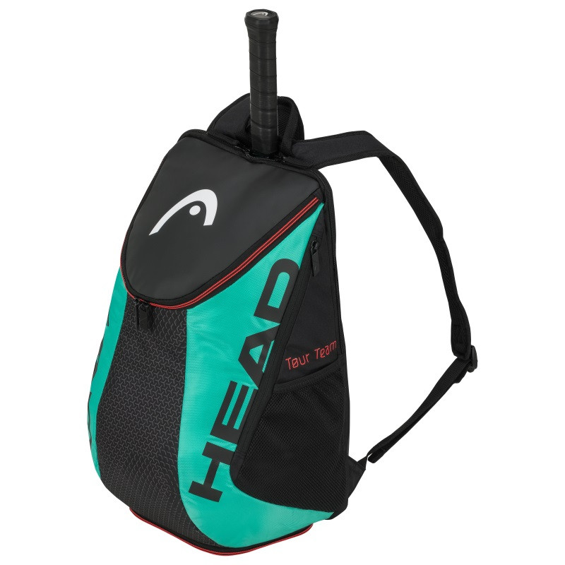 Head Tour Team Backpack Black Teal