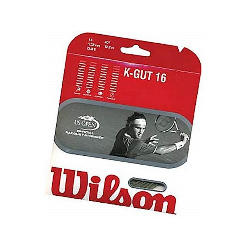 Wilson K-Gut 1.32 Tennis String Set