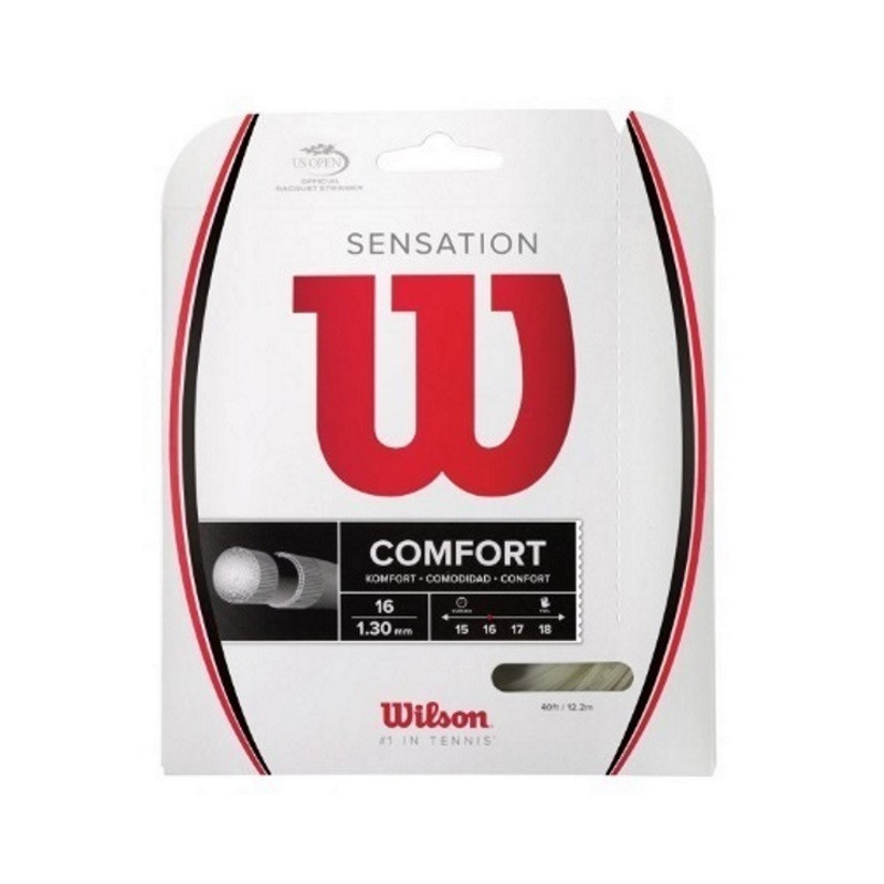 Wilson Sensation 1.30 Tennis String Set