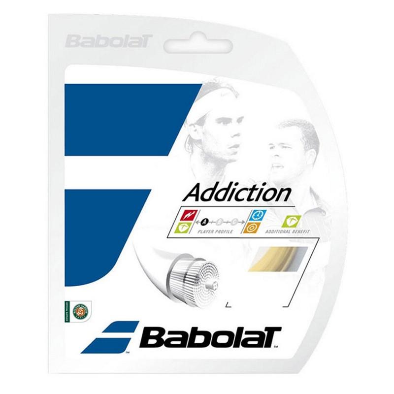 Babolat Addiction 1.25 Tennis String Set