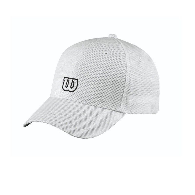 Wilson Tour Cap White
