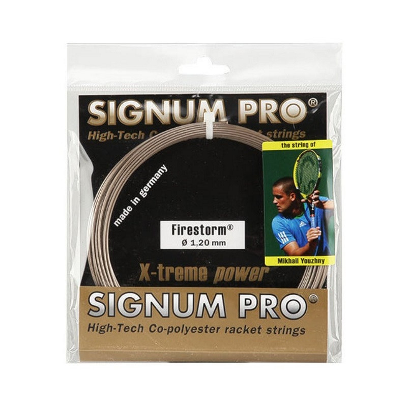 Signum Pro Firestrorm 1.20 Tennis String Set