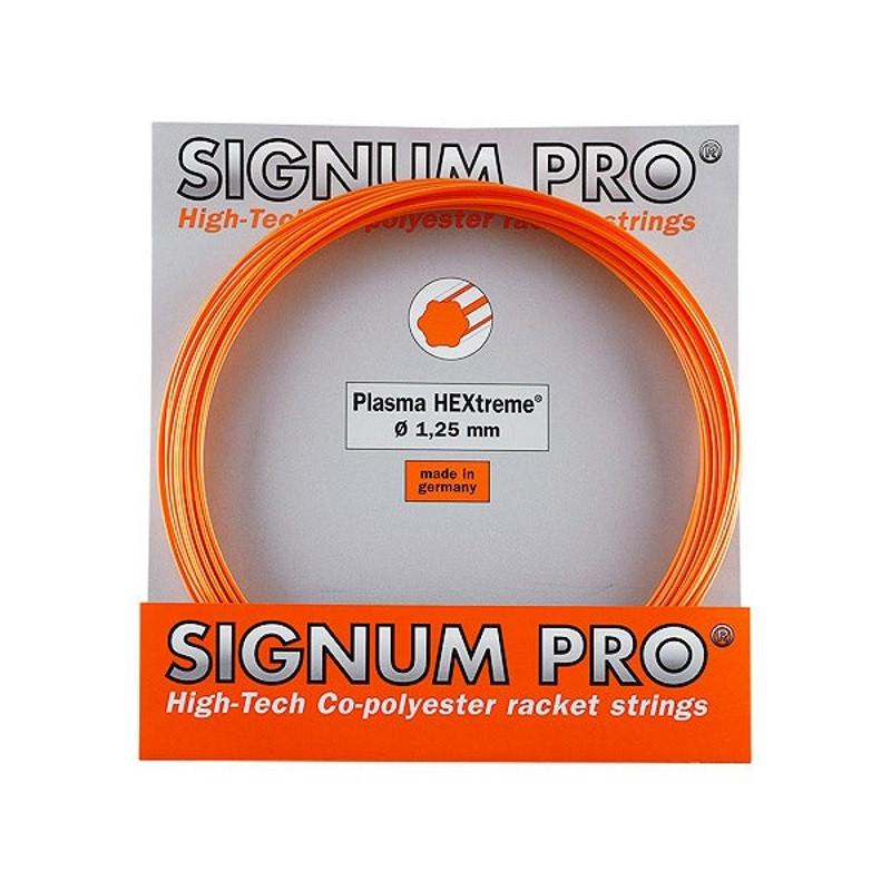 Signum Pro Plasma Hextreme 1.25 Tennis String Set