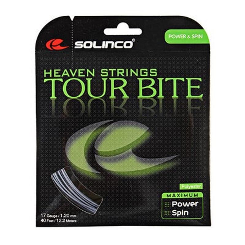 Solinco Tour Bite 1.20 Tennis String Set