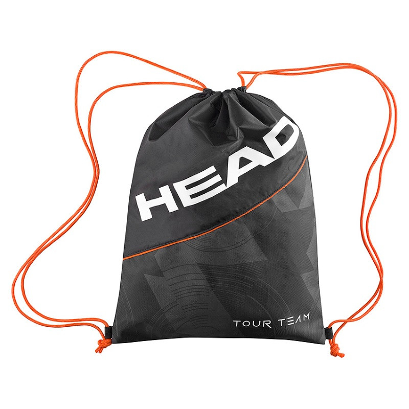 Head Tour Team Shoe Sack BLACK