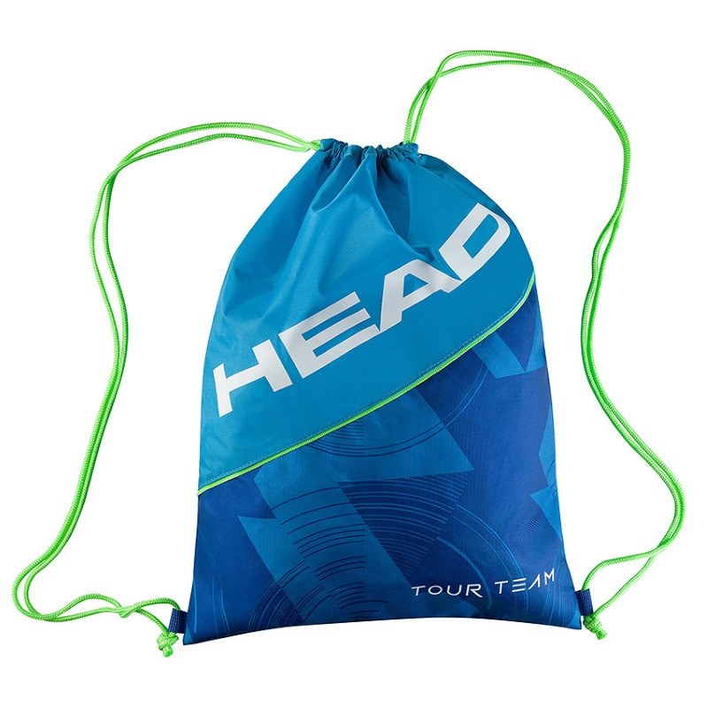 Head Tour Team Shoe Sack BLU