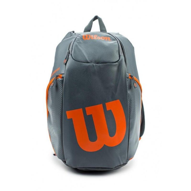 Wilson Vancouver Backpack GREY ORANGE