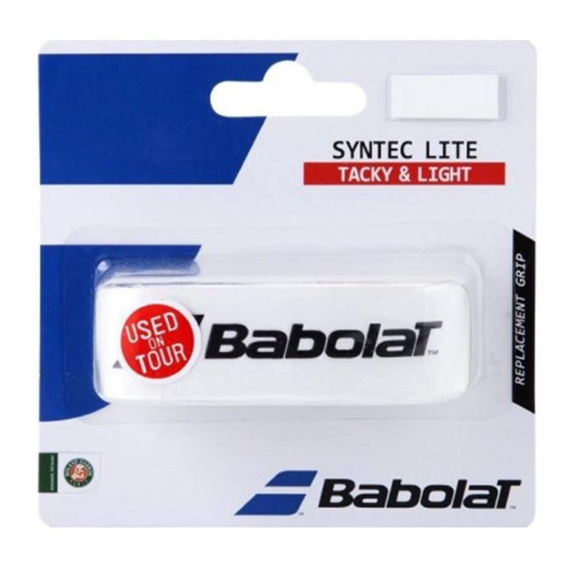 Babolat Syntec Lite White