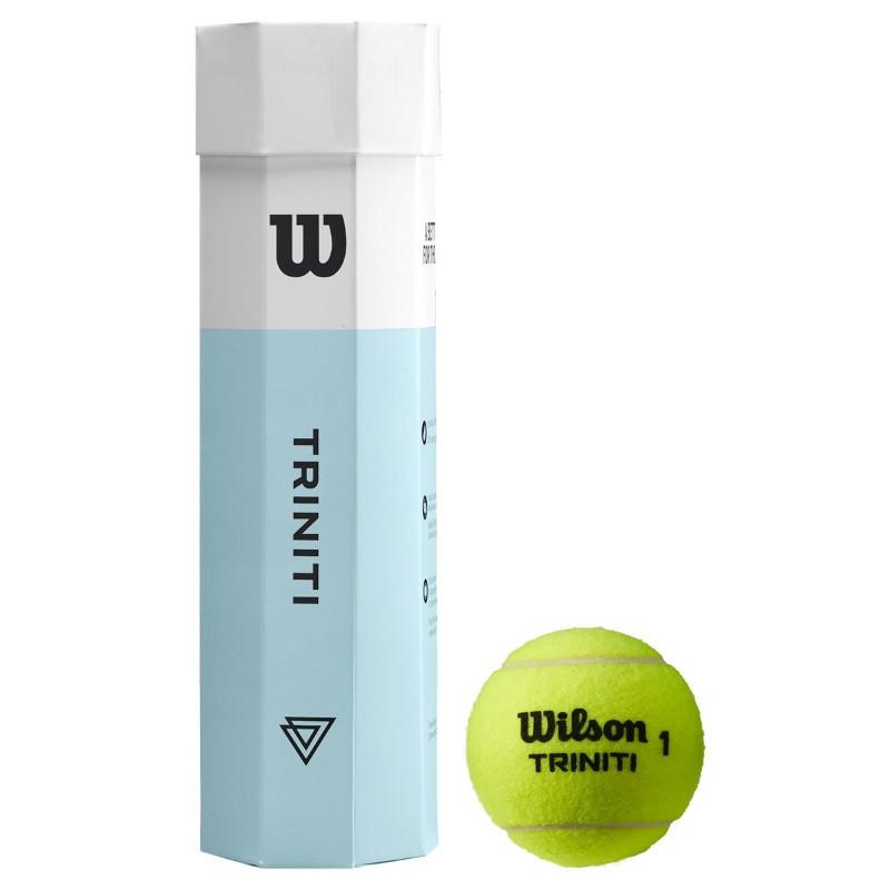 Wilson Triniti 4Ball Tennis Ball