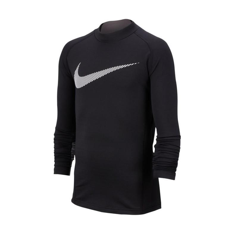 Boys Nike Therma Mock GFX