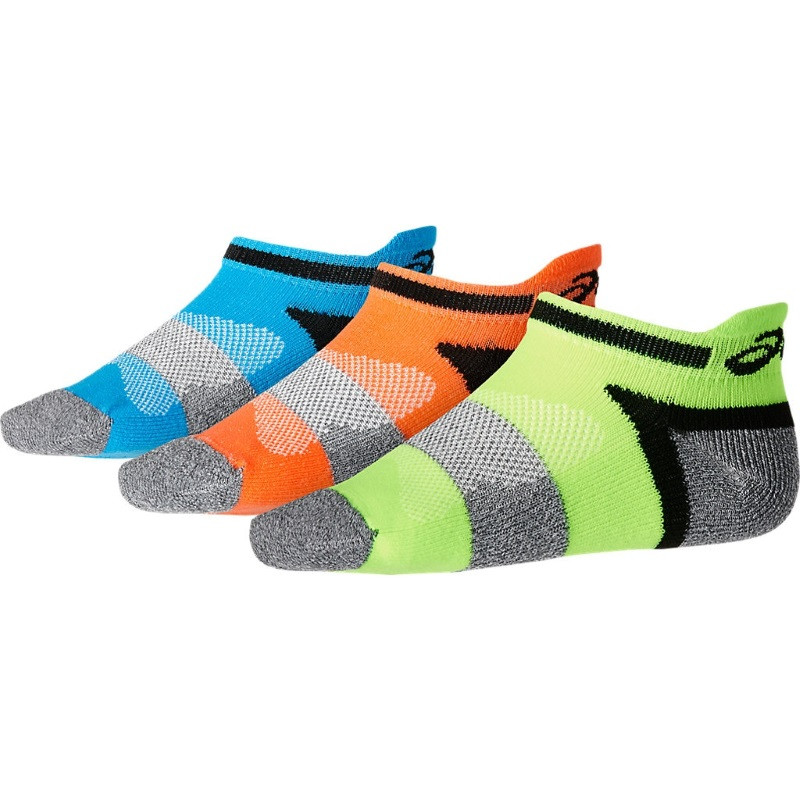 Asics Youth Lyre PED 3 Pack Low Socks  132098