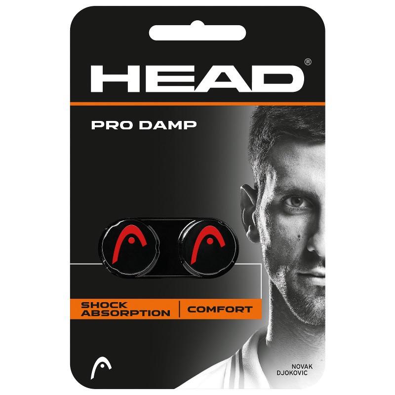 Head Pro Damp BLACK Vibration Dampener