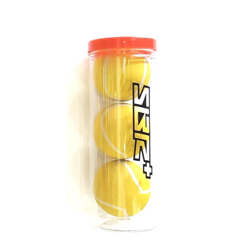 SBR Plus Beach Racket Ball Small Yellow