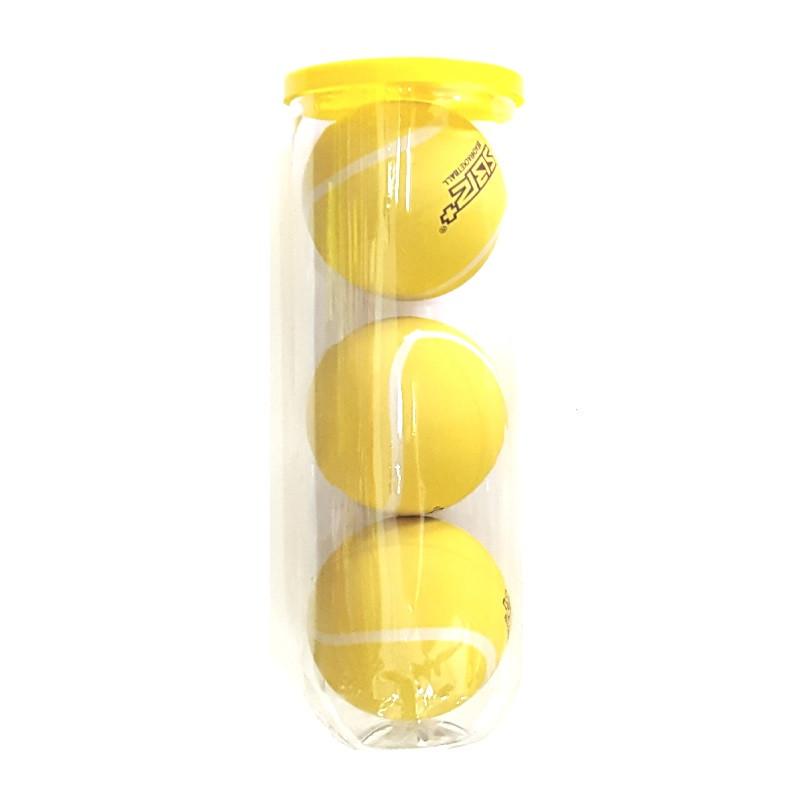 SBR Plus Beach Racket Ball Large Yellow