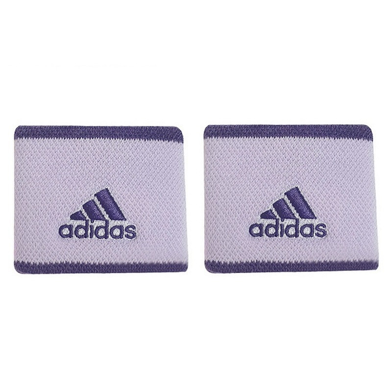 Adidas Tennis Wristband Small Purple