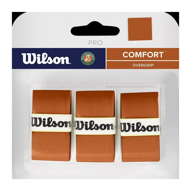 WIlson RG Pro Overgrip X3