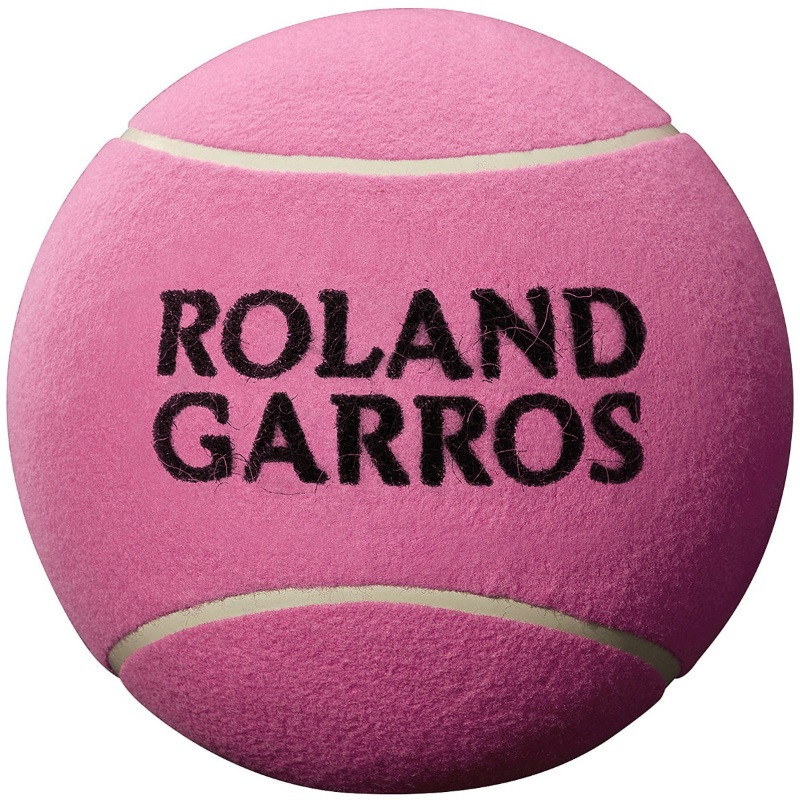 Wilson Roland Garros Jumbo Ball Pink