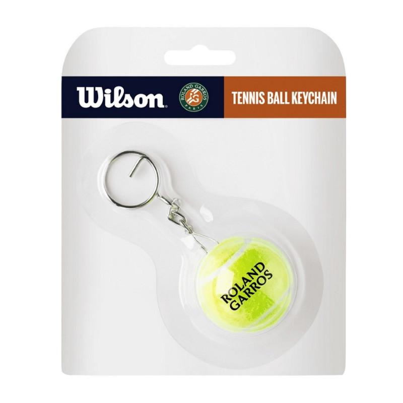 Wilson RG Tennis Ball Keychain