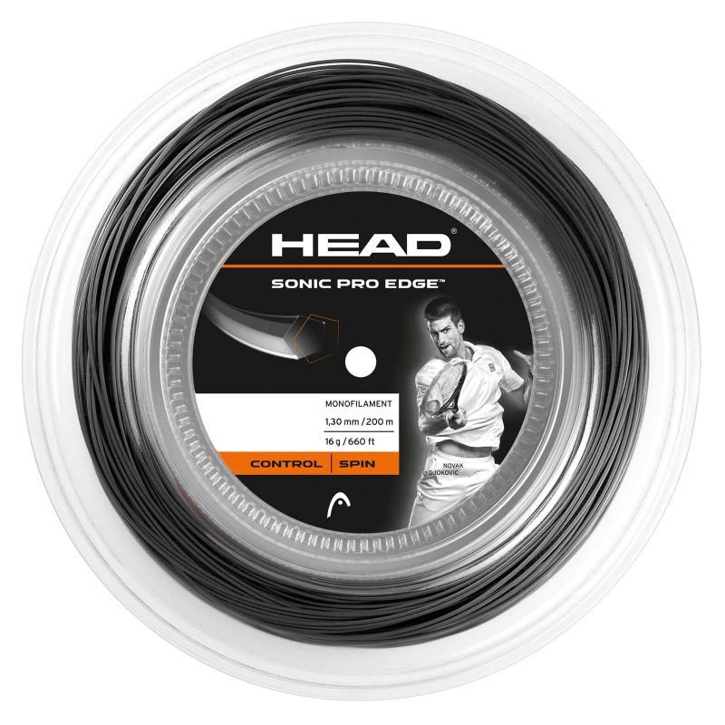 Head Sonic Pro Edge 1.25 - 200m Tennis String Reel
