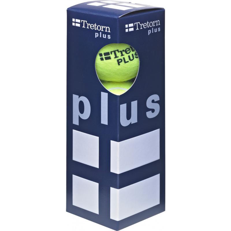 Tretorn plus 3 Pack Beach Racket Balls