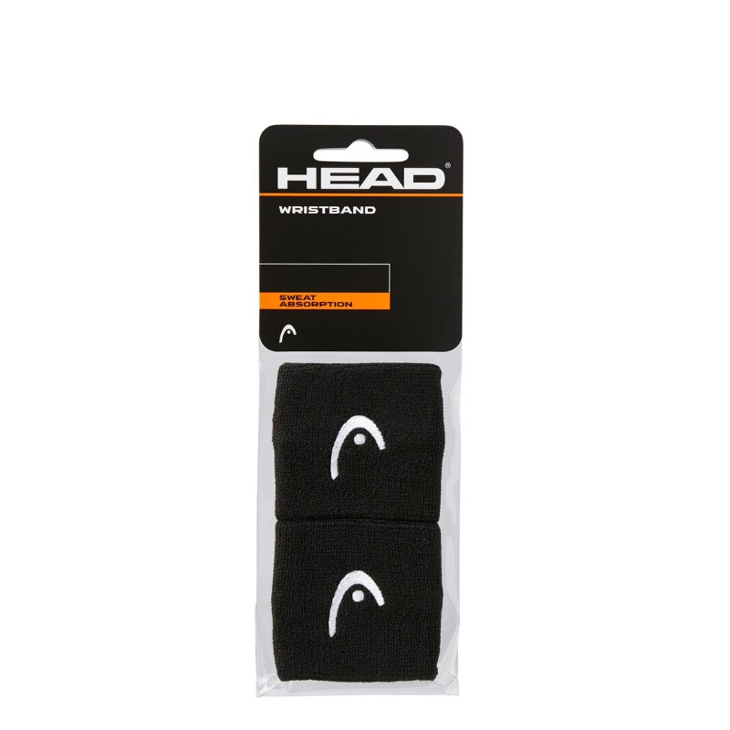 Head Wristband 2.5 '' BLACK