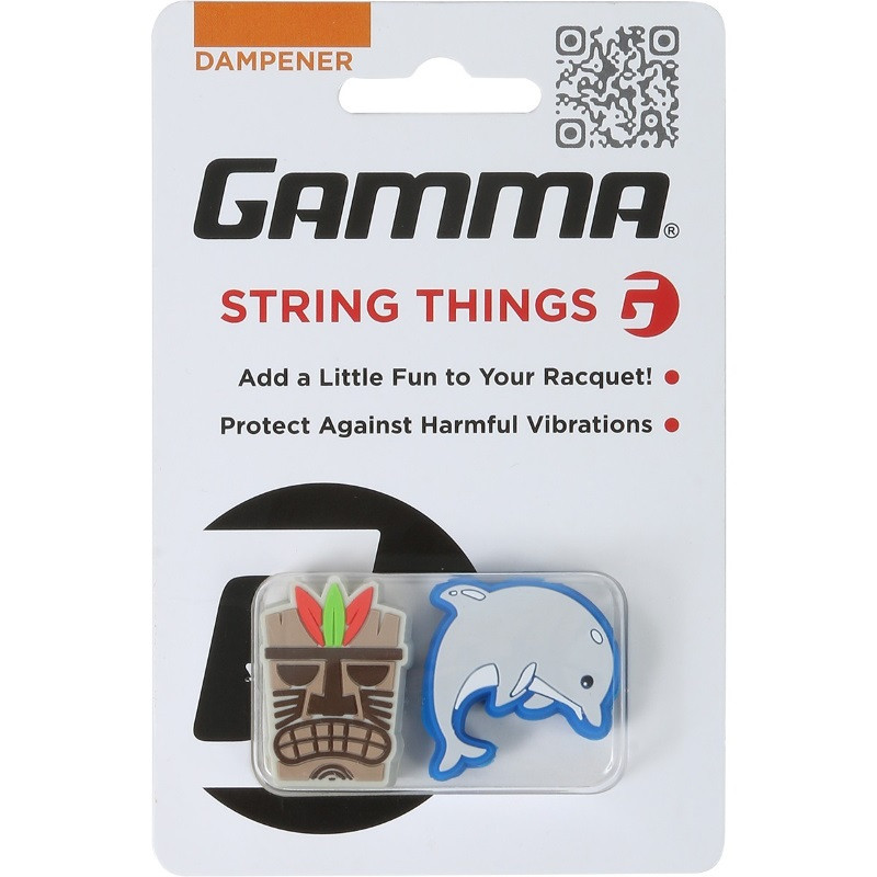 GAMMA Mask/Dolphin  SHOCK ABSORBERS