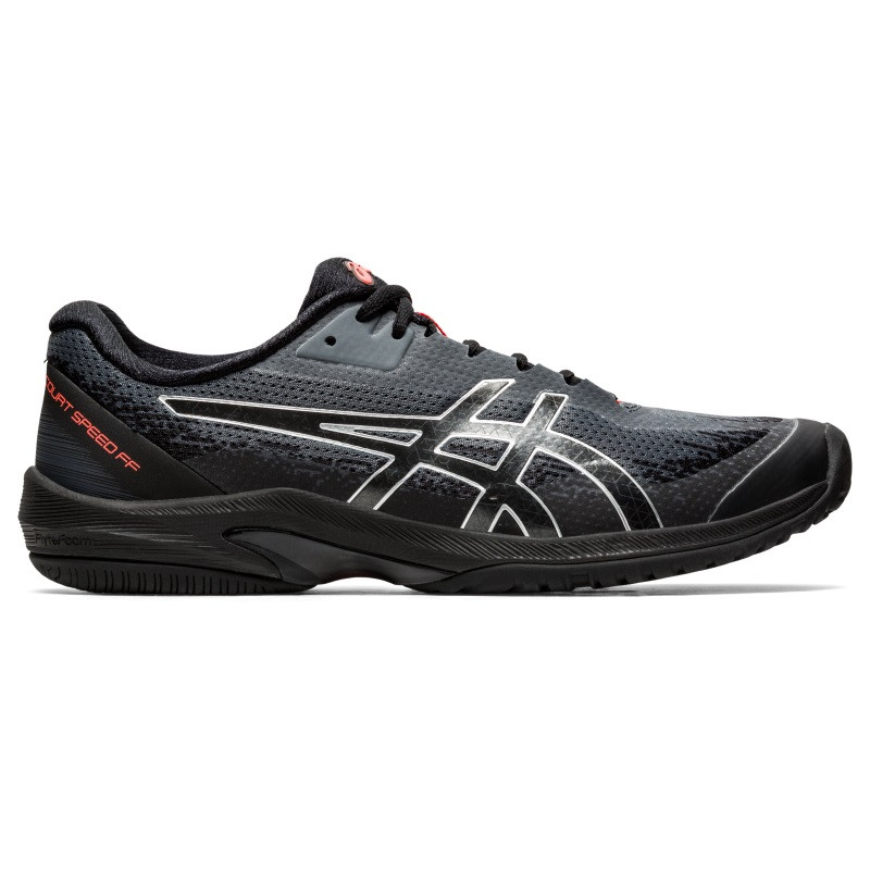 Asics Mens Court Speed FF Limited Edition Black Tennis Shoe