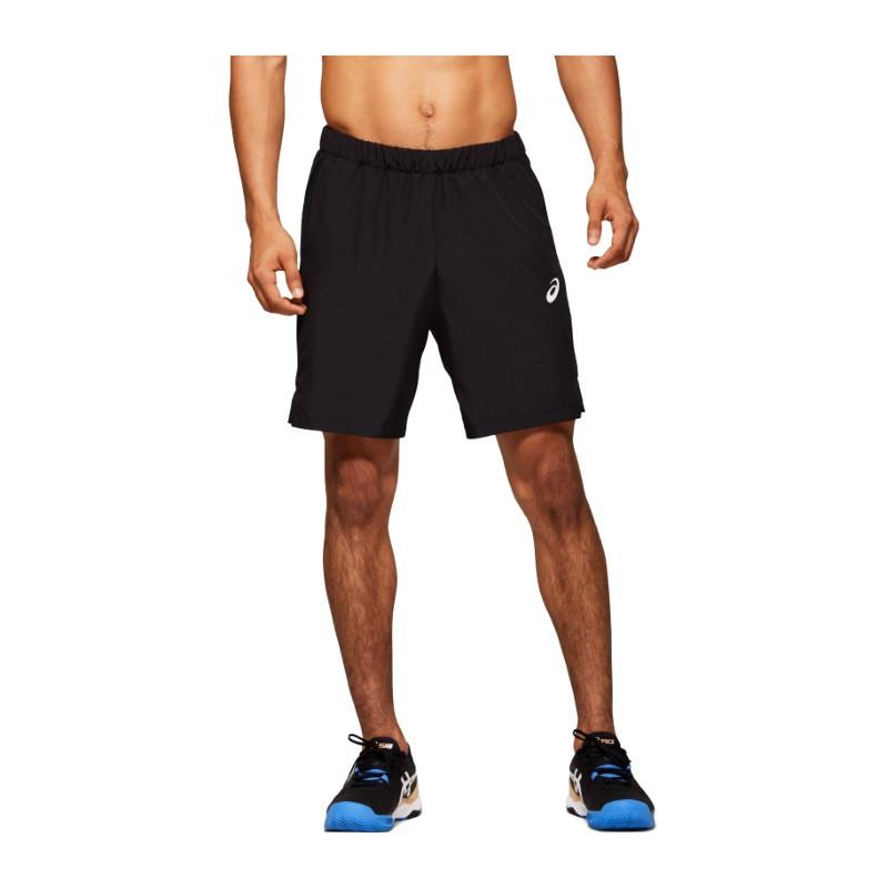 Asics Mens Practice 9In Shorts Black