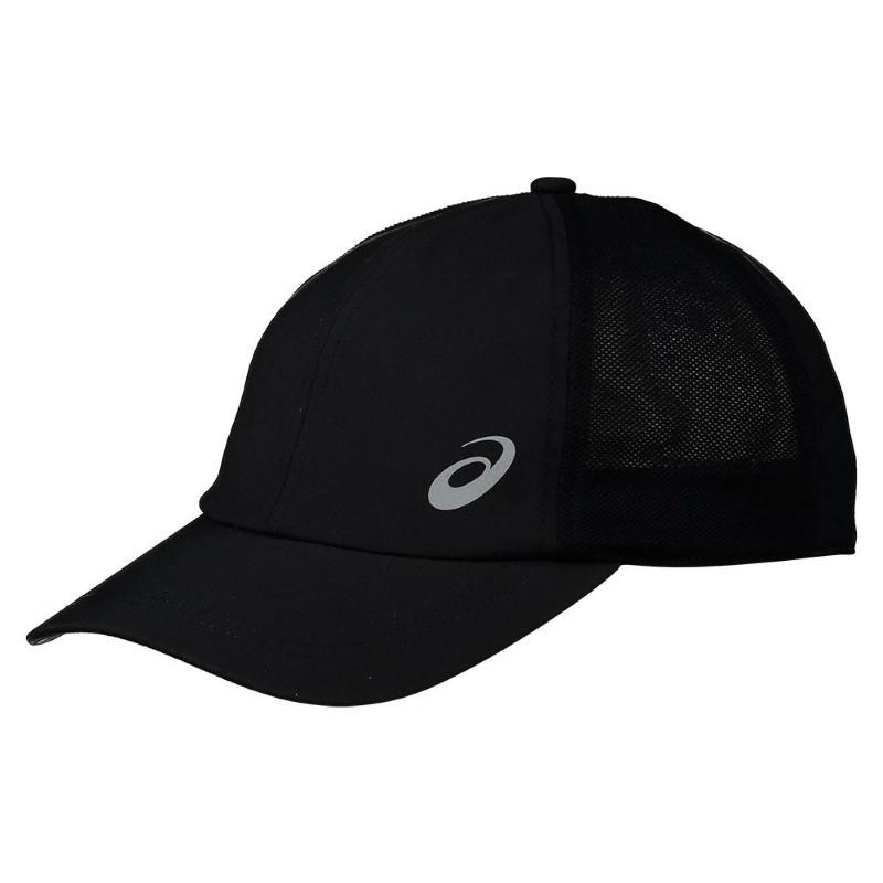 Asics Esnt Cap Black Καπέλο