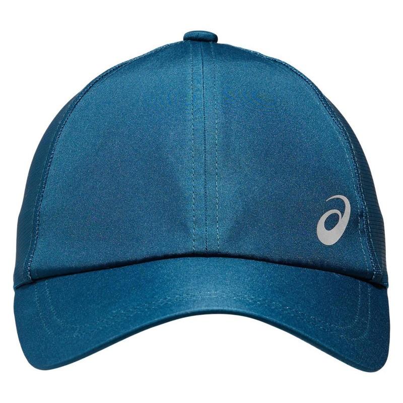 Asics Esnt Cap Magnetic Blue Green Καπέλο