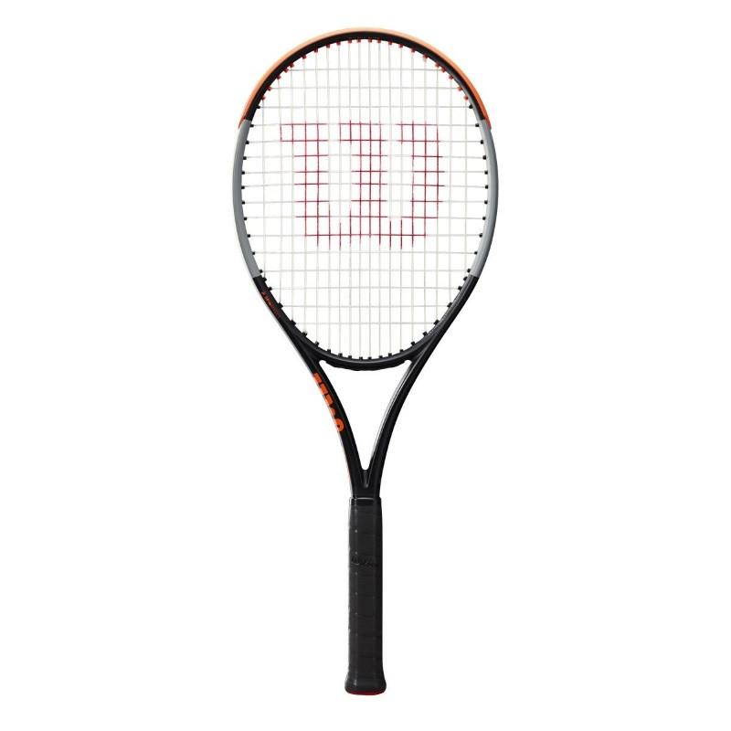 Wilson Burn 100 LS V4.0 Tennis Racket