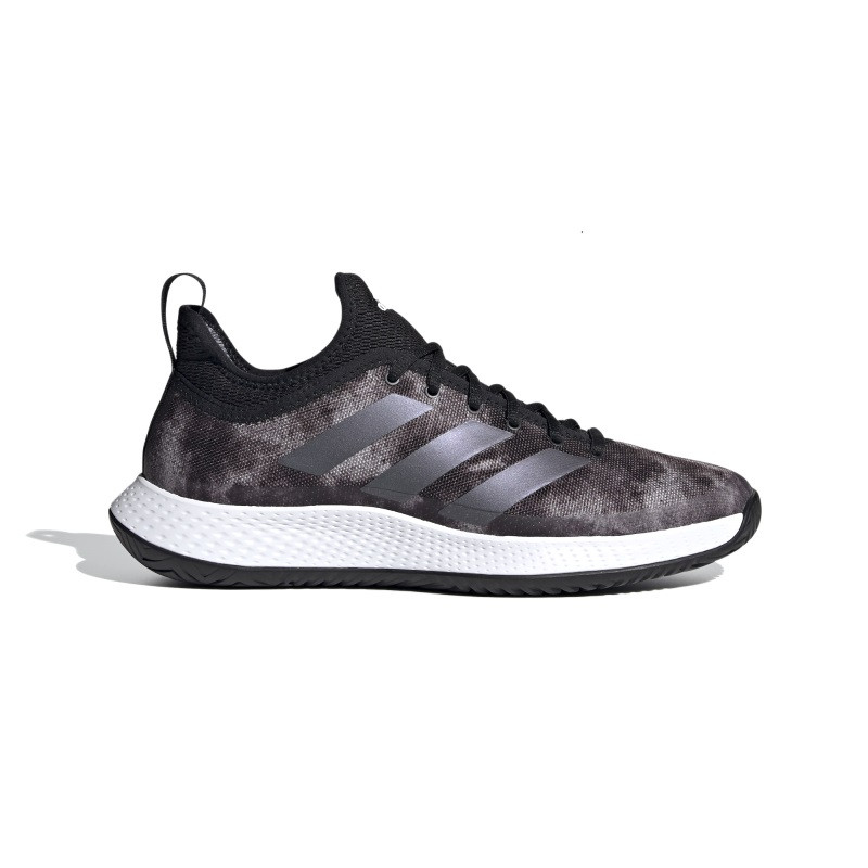 Adidas Mens Defiant Generation Multicourt Tennis Shoe BLACK/BLACK/GREY FIVE