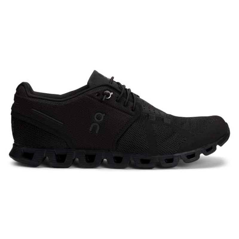 ON Mens Cloud New Running Shoe All Black