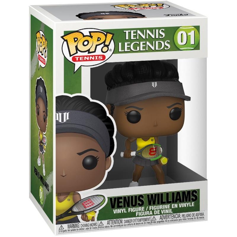 Funko POP! Tennis: Tennis Legends - Venus Williams 01 Vinyl Figure